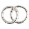 SS.925 Split Rings 6mm Approx 6.38gms